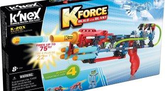 K'NEX K-Force K-20X Building Set