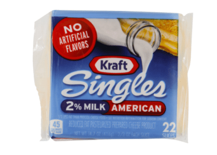 Kraft singles as Low $1.50