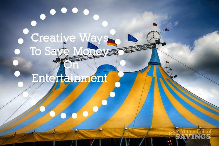 11 Creative Ways To Save Money On Entertainment