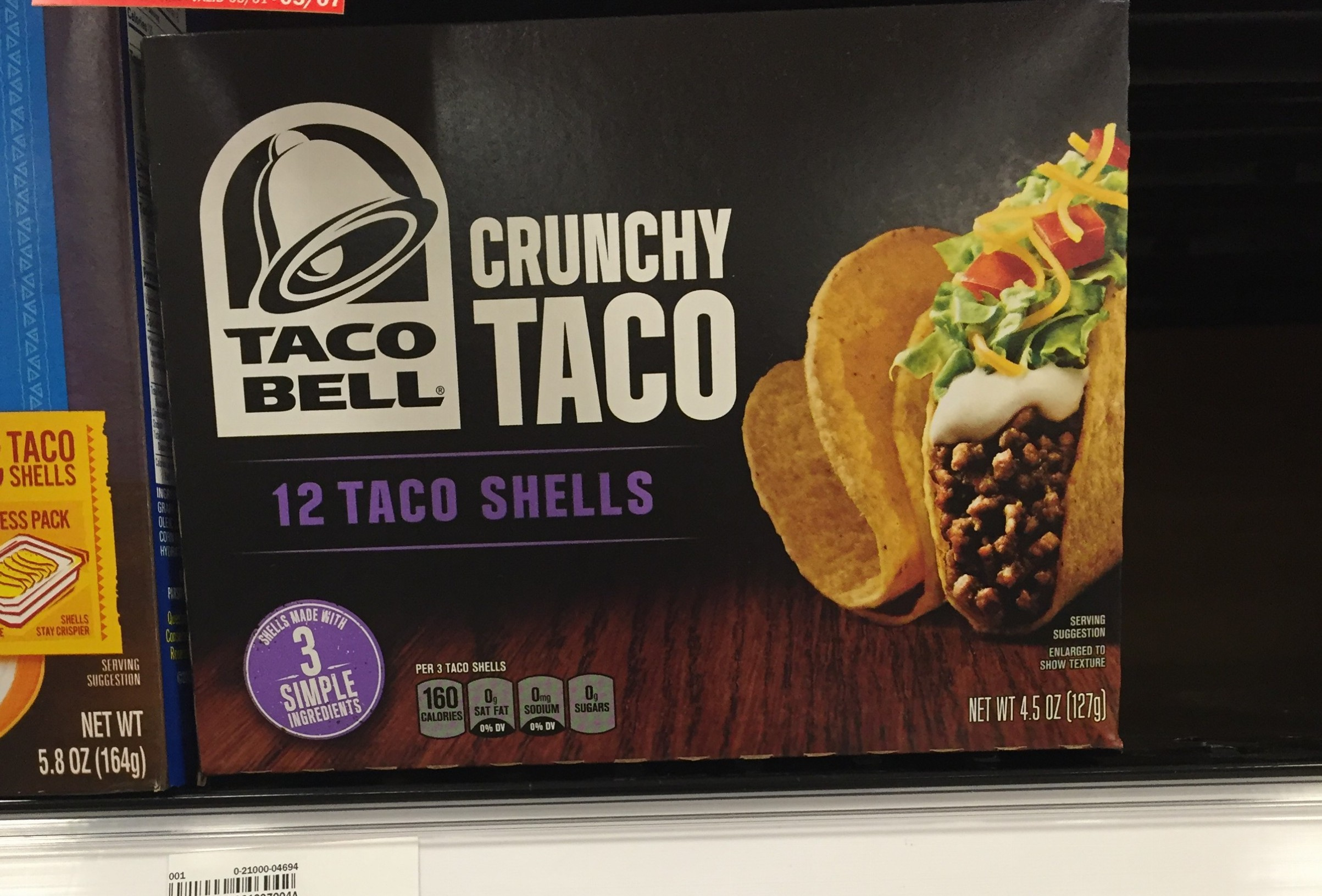 Meijer: Taco Bell Products as low as $0 50 each! - Fresh