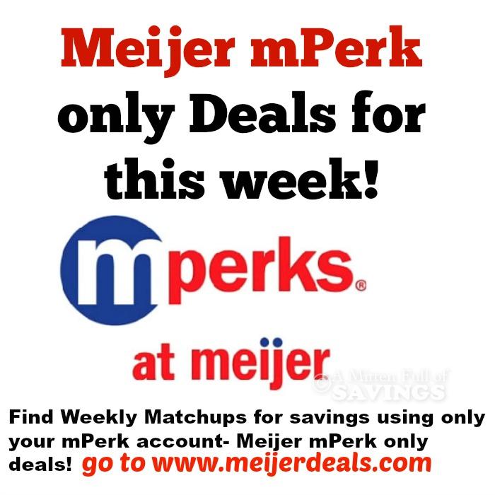 Meijer mPerk