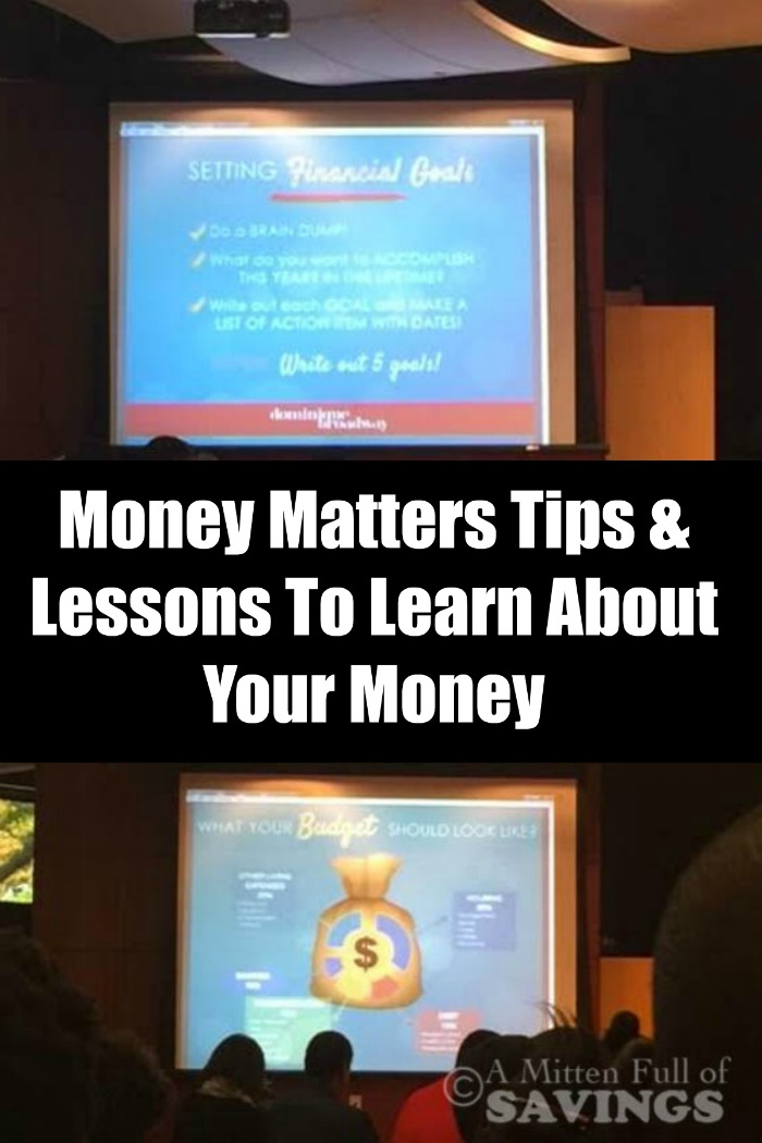 Learn to have financial growth with these money matters tips- Money Matters Tips & Lessons To Learn About Your Money —