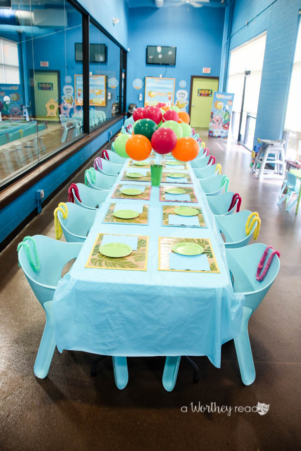 Goldfish Swim in Lansing Birthdy Party Ideas