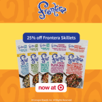 Deal on Frontera products