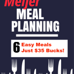 Easy Meals Just $35 Bucks!