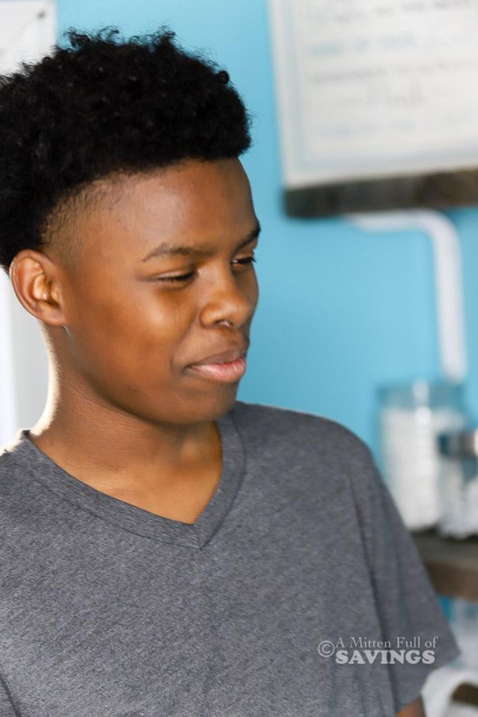 Teen Boy Hairstyle Tips