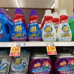 Kroger Deals: All Laundry Detergent $0.99 #stockup deals