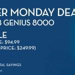 NEW Cyber Monday Deal Facebook 1200x630 Amazon - 8000 Black