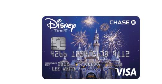 Disney Chase Visa perks