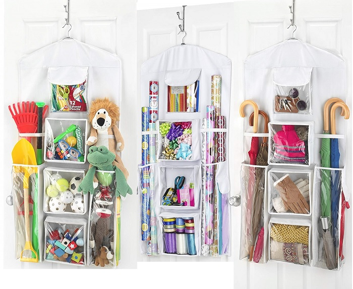 Amazon Deal Whitmor Over The Door Gift Wrap Organizer 898 Fresh
