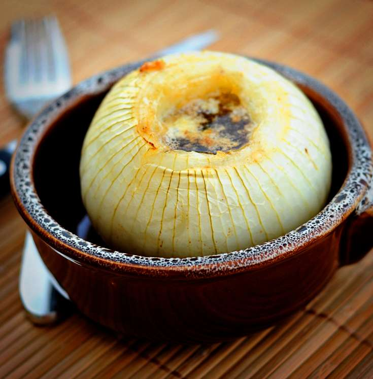 War of Weight Loss (Recipe: Vidalia Onion Bake)