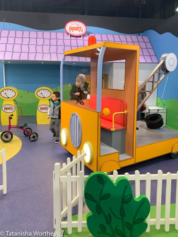 Can you have a birthday party at Peppa Pig World Of Play?