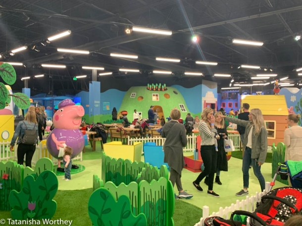 Peppa Pig World Of Play in Michigan