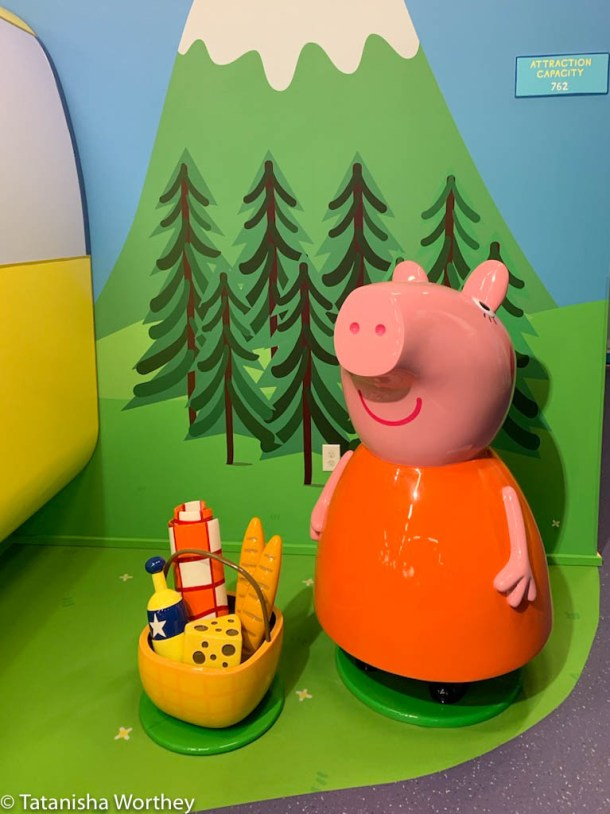 When Does Peppa Pig World Of Play open?