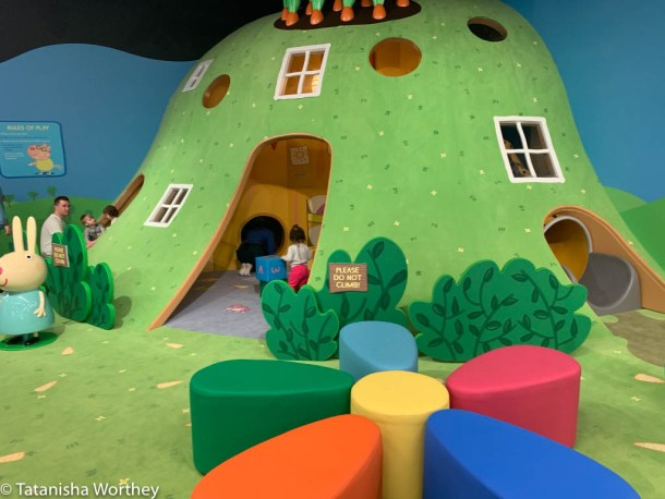 What is Peppa Pig World Of Play?