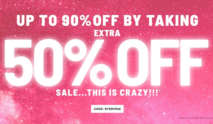 Forever 21 Online Sale Up To 90 Off