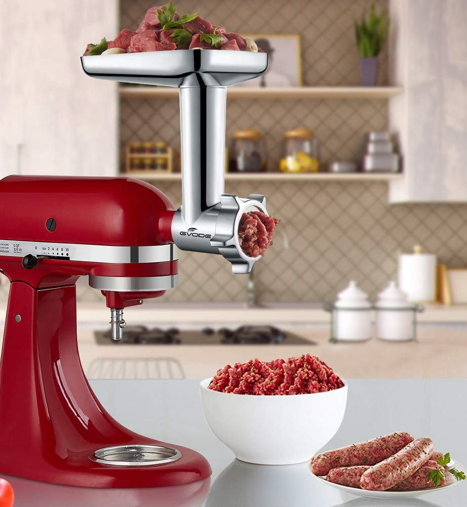 Amazon Deal: Food Grinder Attachment for KitchenAid Stand ...