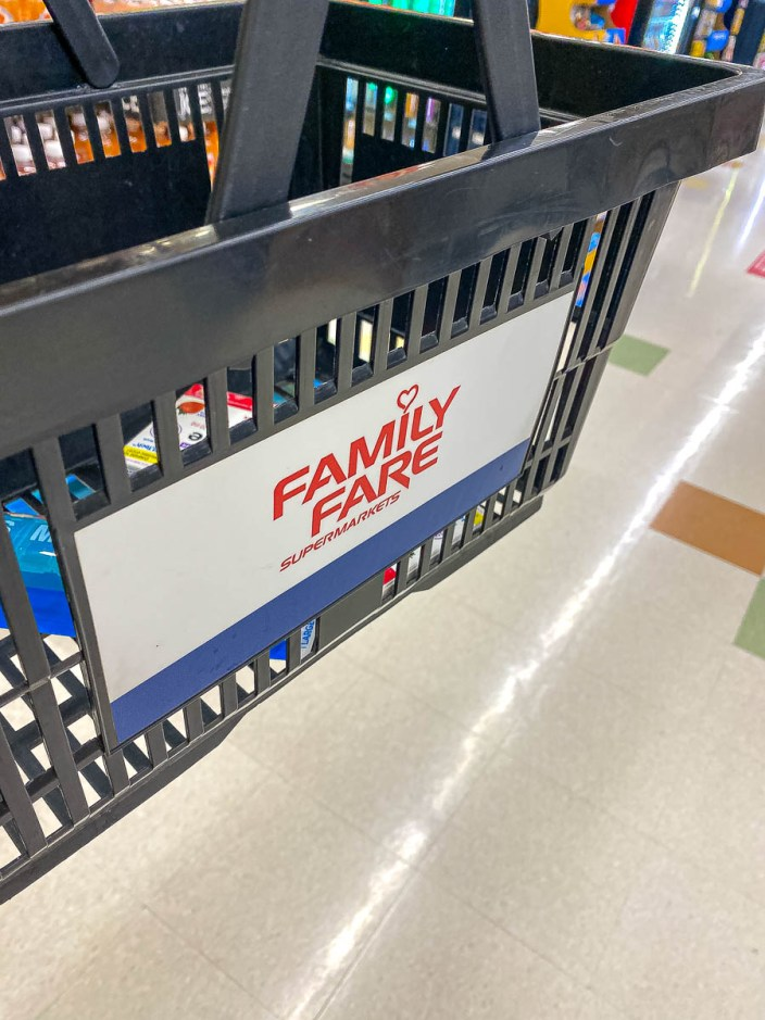 Current deal on Omeprazole ODT at Family Fare