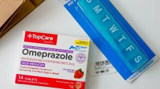 Treating Heartburn With Omeprazole Orally Disintegrating Tablets