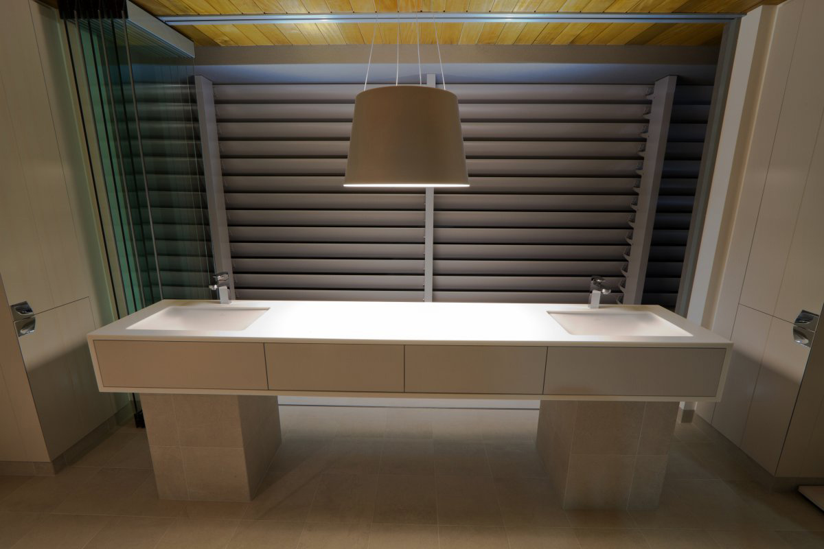 Bathroom, Double Sinks, The 24 House in Dunsborough, Australia