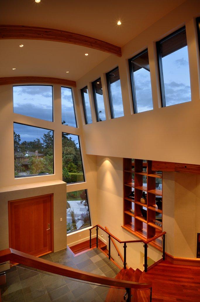 Imposing Modern Home In Victoria British Columbia