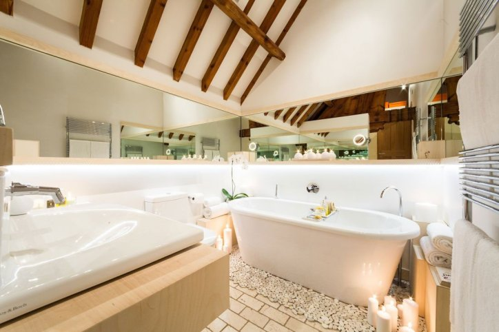 Converted Churches Gianna Camilotti The Church Conversion London Interior Master Bathroom