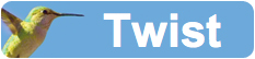 Twist Twitter search and compare Trends