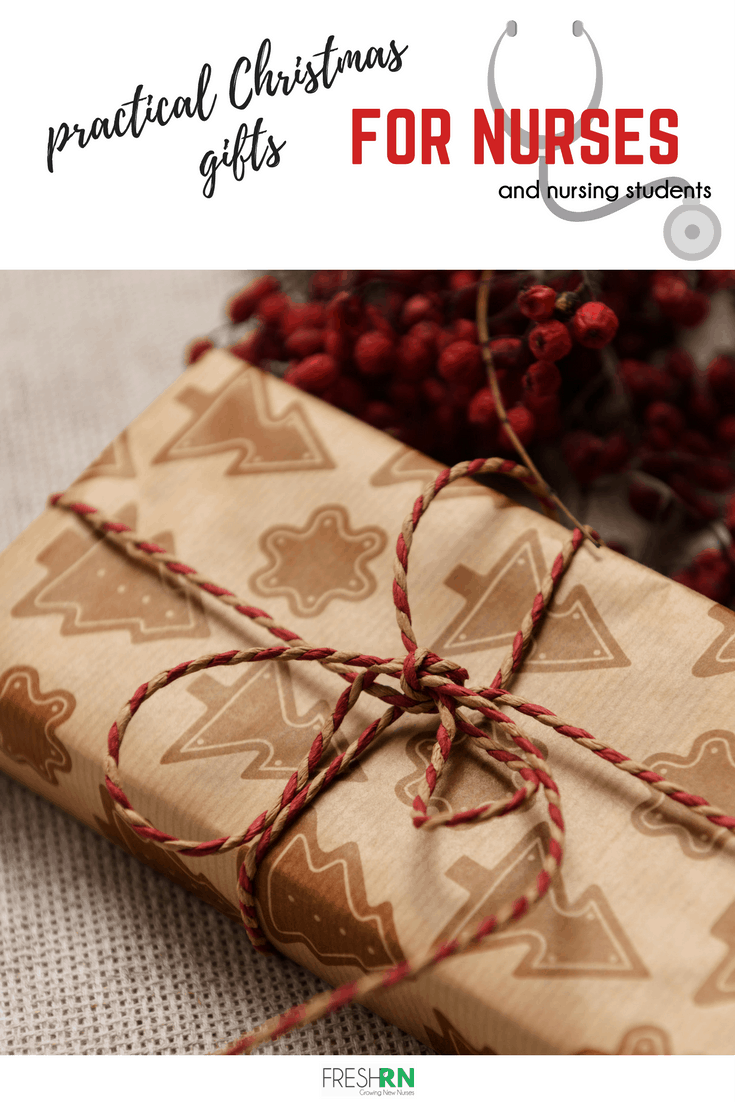 Practical Christmas Gifts for Nurses and Nursing Students – FRESHRN