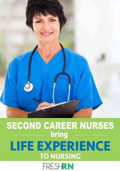 Nursing as a Second Career, Bring Life Experience to Nursing Profession