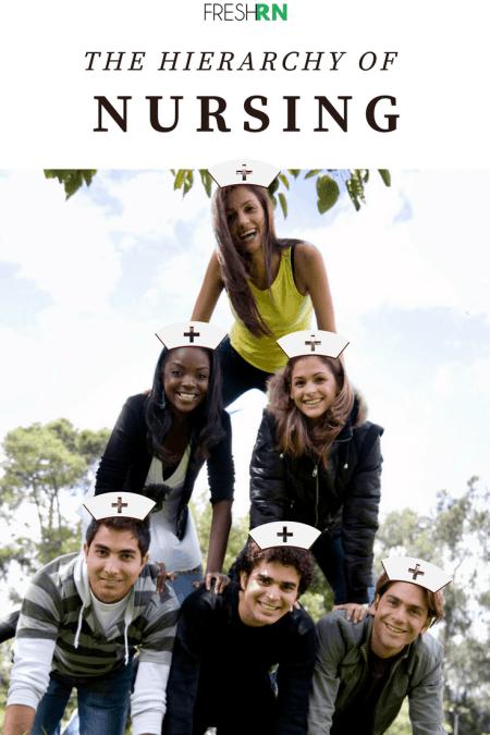 The Hierarchy of Nursing