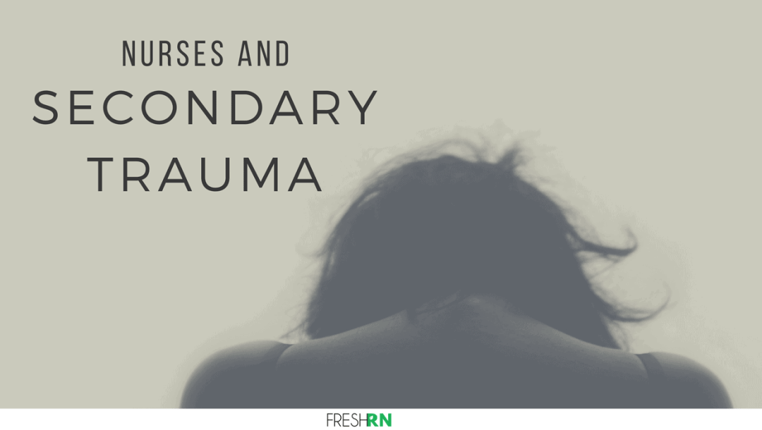 I had the opportunity to speak with Jessica Shaw, PhD about secondary trauma and nursing. Learn what it is and how to deal with secondary trauma.