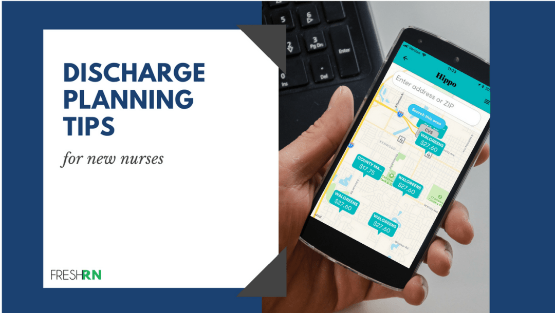 Discharge Planning Tips for New Nurses