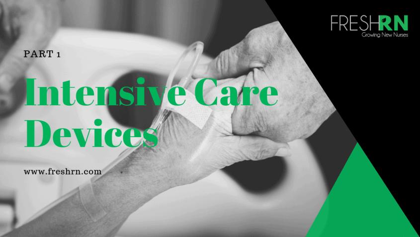 Season 3 Episode 8 - Intensive Care Devices: Part 1