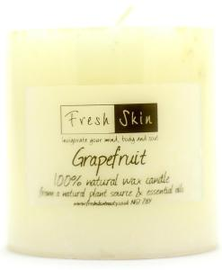 grapefruit-candle