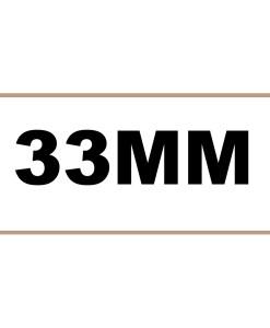 33mm Neck