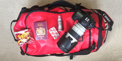 Travel bag Nepal