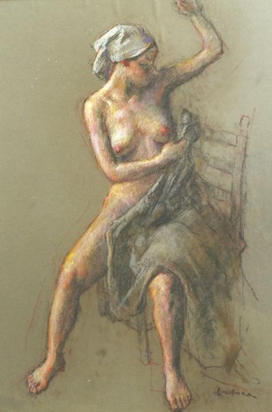 Brackman painting