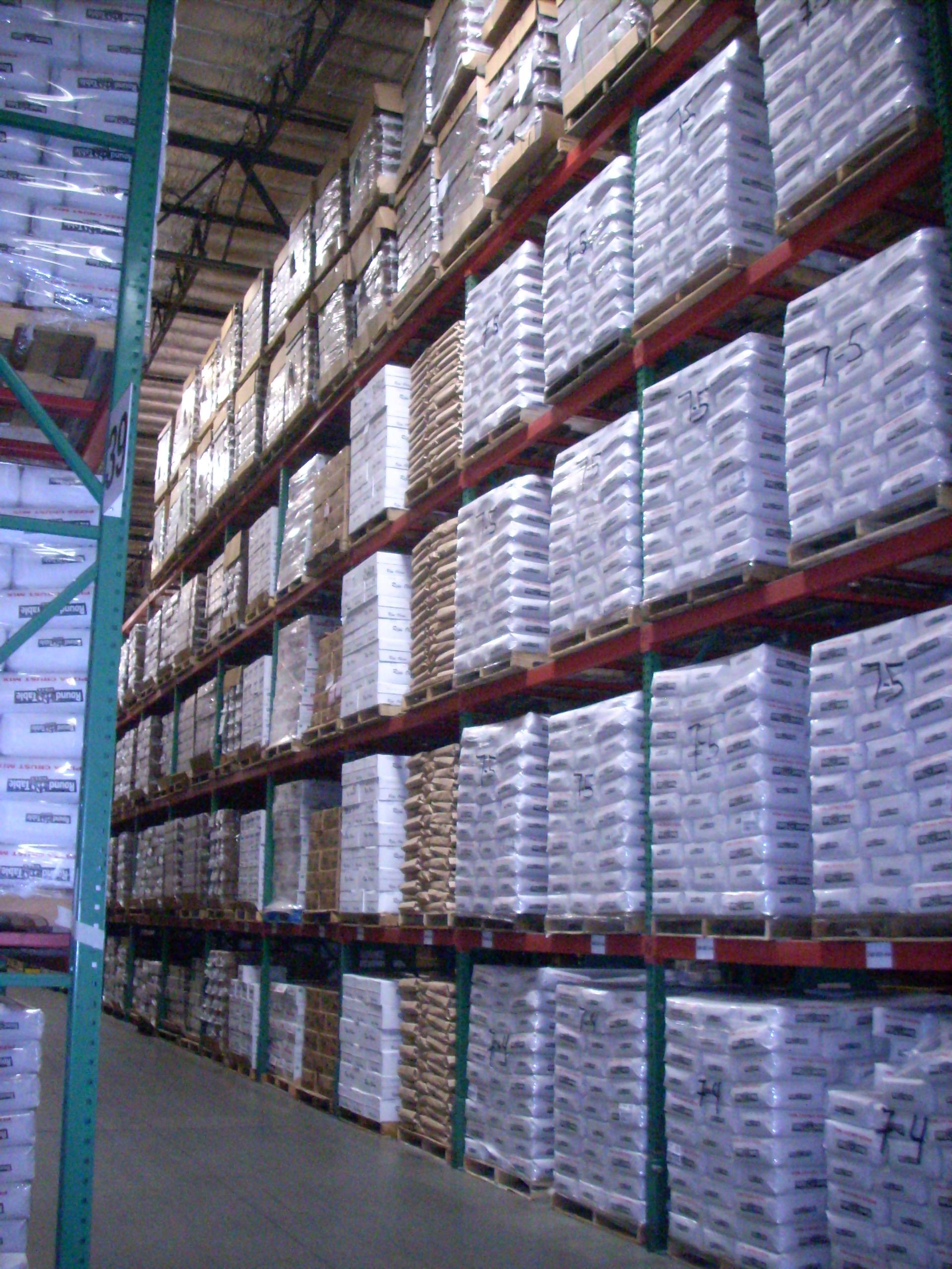 fresno rack and shelving
