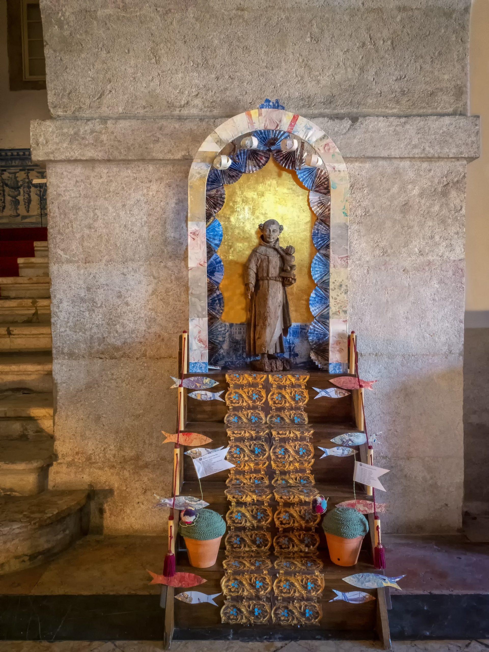 Trono de Santo António