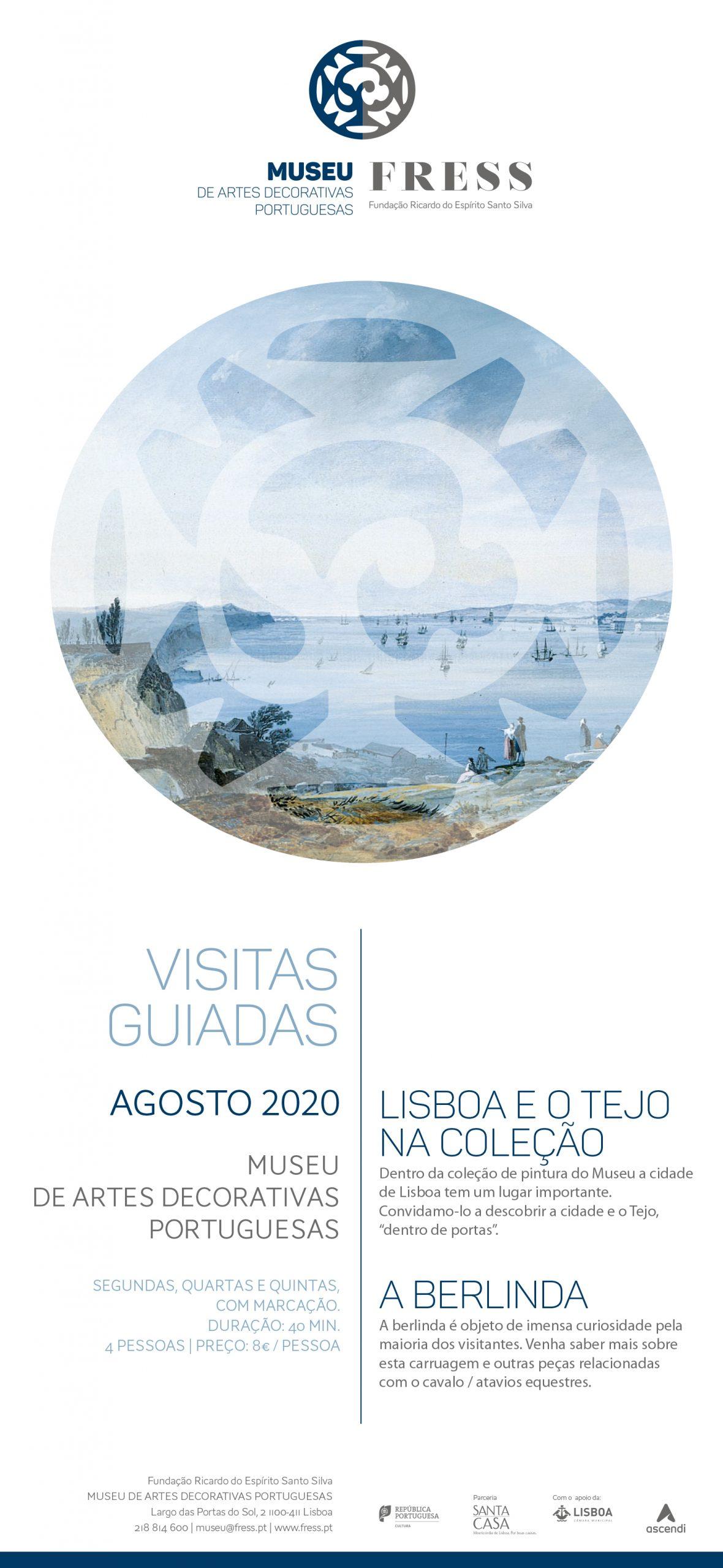 Agosto no Museu de Artes Decorativas Portuguesas