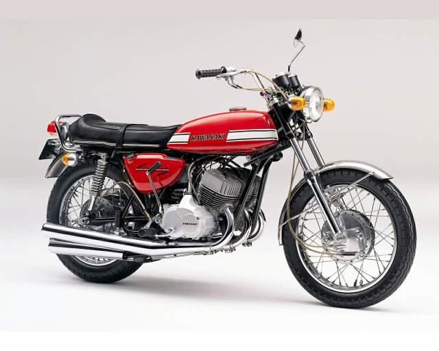 Kawasaki H1 500 MachIII 70 1