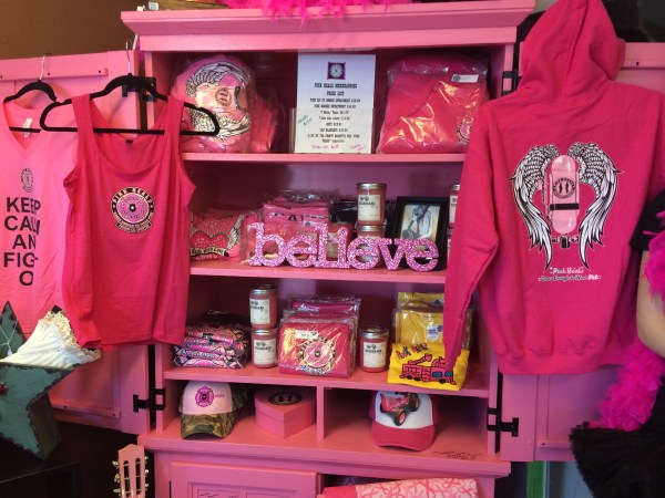Fresno chapter of Pink Heals