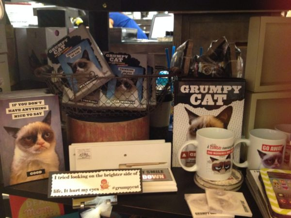 Grumpy Cat Items