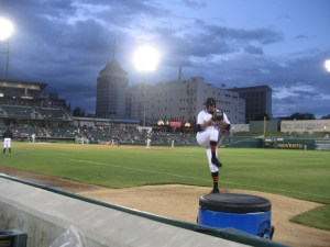 My Love Letter to the Fresno Grizzlies