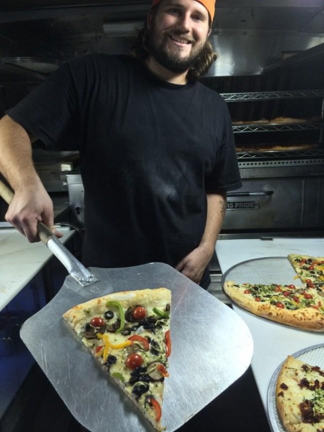 Zamore' Pizzeria Sean