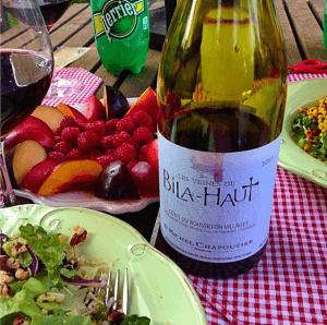 bila-haut and dinner