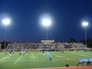 Thursday Night Lights at Sunnyside Stadium