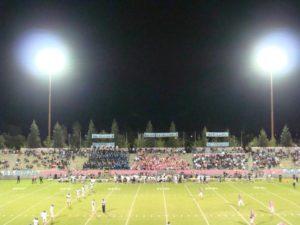 Friday Night Light at Lamonica Stadium