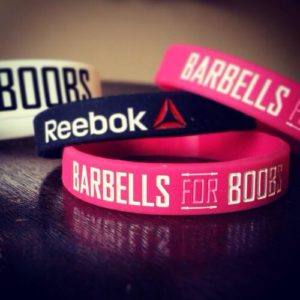 Pink bands