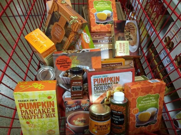 pumpkin-trader-joes-items